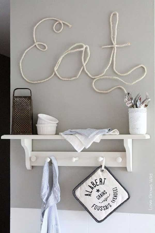 34 Airy and Breezy DIY Rope Projects for Nautical Inspired Themes homesthetics (19)