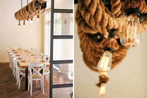 34 Airy and Breezy DIY Rope Projects for Nautical Inspired Themes homesthetics (7)