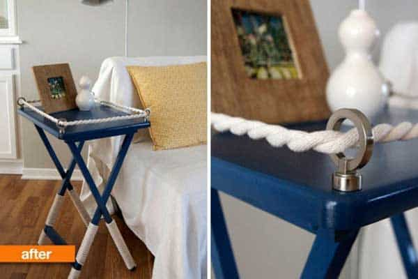 34 Airy and Breezy DIY Rope Projects for Nautical Inspired Themes homesthetics (8)