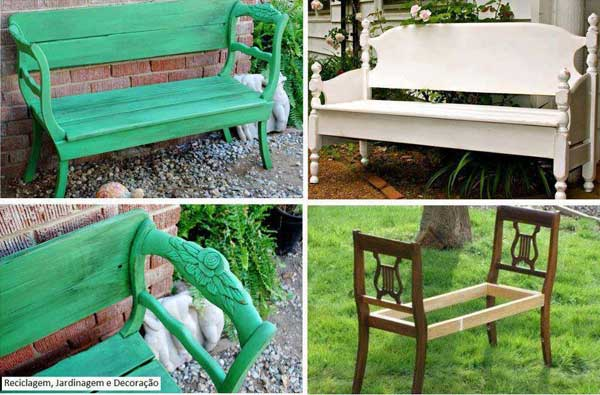 35 Beautiful Garden Benches Projects To Realize This Summer and Emphasize Greenery  homesthetics landscaping (20)