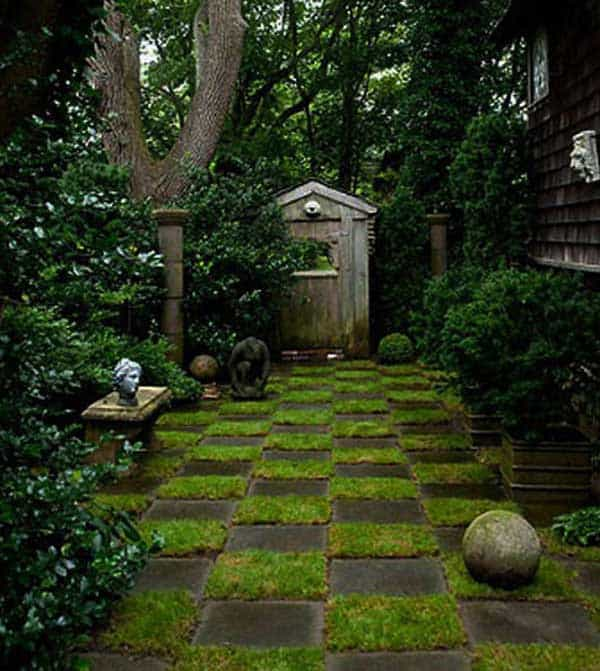 How To Design Your Backyard: 41 Ingenious And Beautiful DIY Garden Path Ideas To