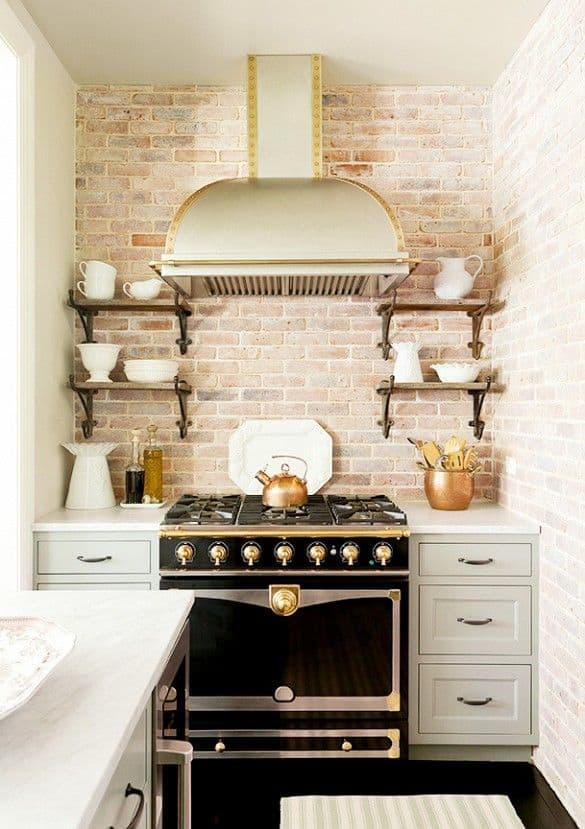 Add Warmth And Coziness To Your Home With  Brick Walls-homesthetics (11)