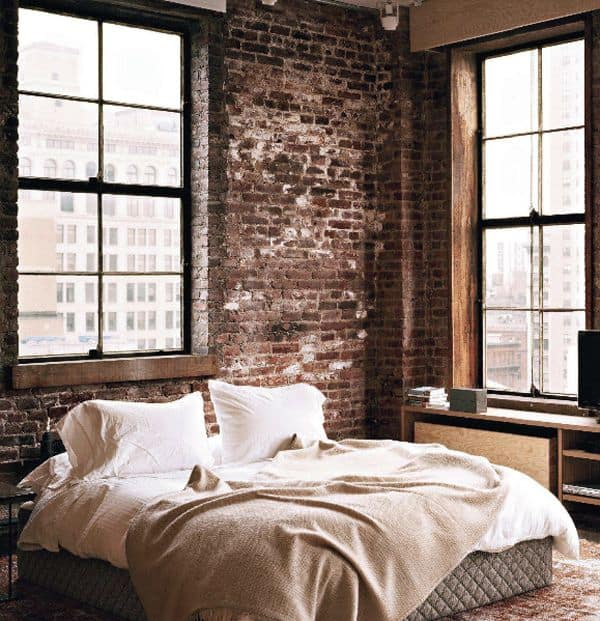 add warmth and coziness to your home with brick walls homesthetics 12