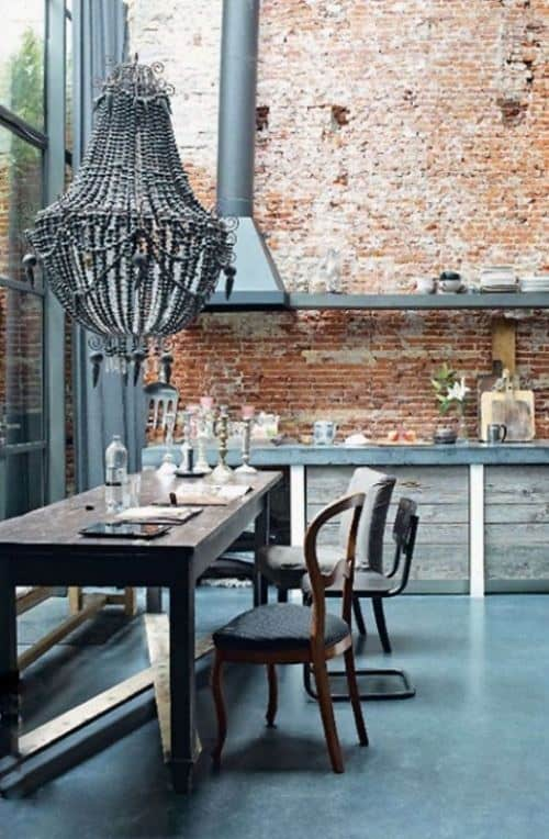 Add Warmth And Coziness To Your Home With  Brick Walls-homesthetics (16)
