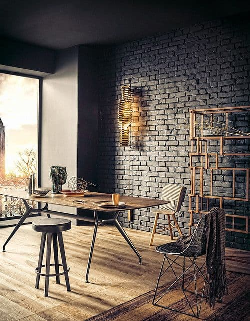 Add Warmth And Coziness To Your Home With Exposed Brick Walls-homesthetics (3)