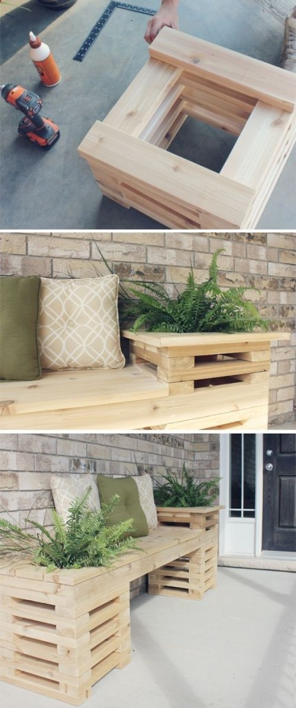 DIY Weekend Project-How To Turn Your Balcony Into A Green Oasis (18)