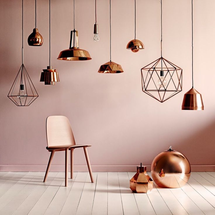 15 Elegant Sculptural Lighting Fixtures That Add Glamour To