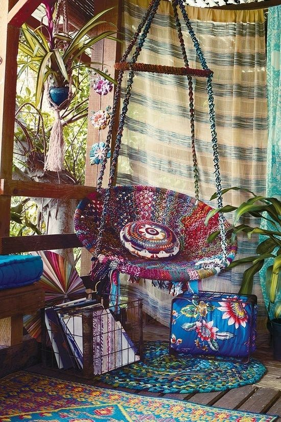 Get Inspired From Bohemian Chic Interior Designs-homesthetics.net (1)