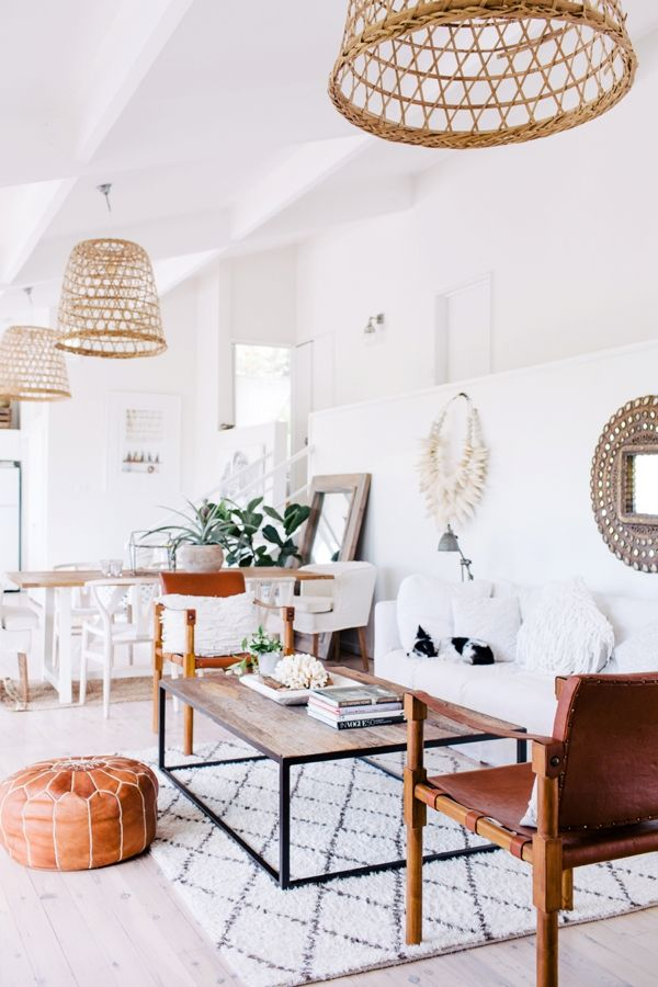 Get Inspired From Bohemian Chic Interior Designs Homesthetics 16