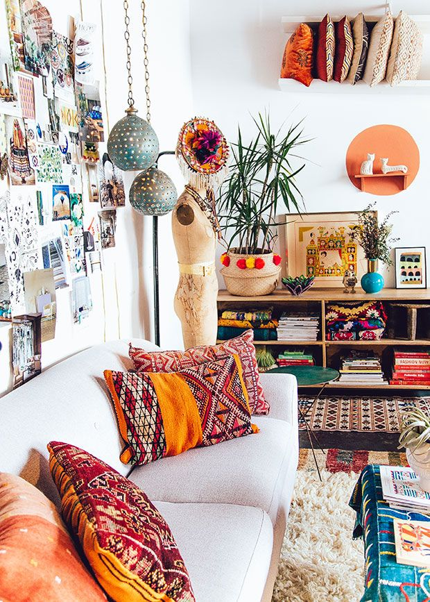 Get Inspired From Bohemian Chic Interior Designs-homesthetics.net (17)