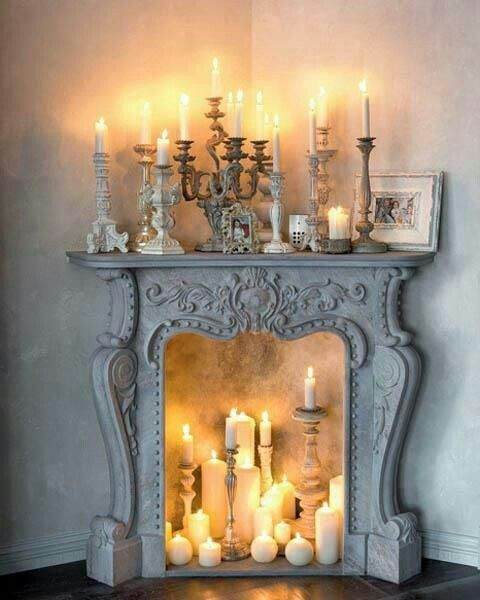 How To Add Warmth With Elegant Candle Displays-HOMESTHETICS.NET (10)