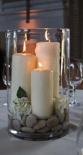 How To Add Warmth With Elegant Candle Displays-HOMESTHETICS.NET (18)