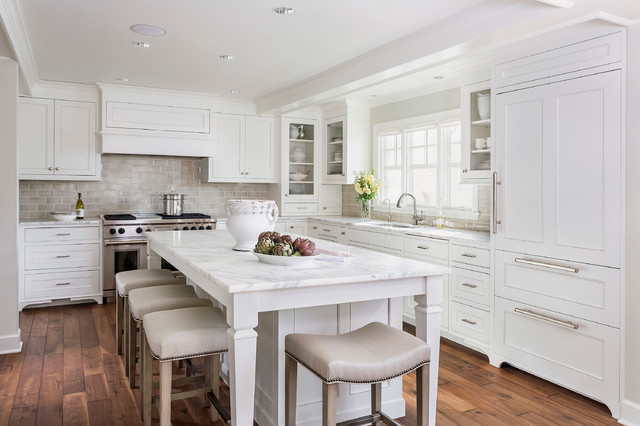 Timeless Design Nestled In 18 Traditional Kitchen Designs Today  Homesthetics (1)