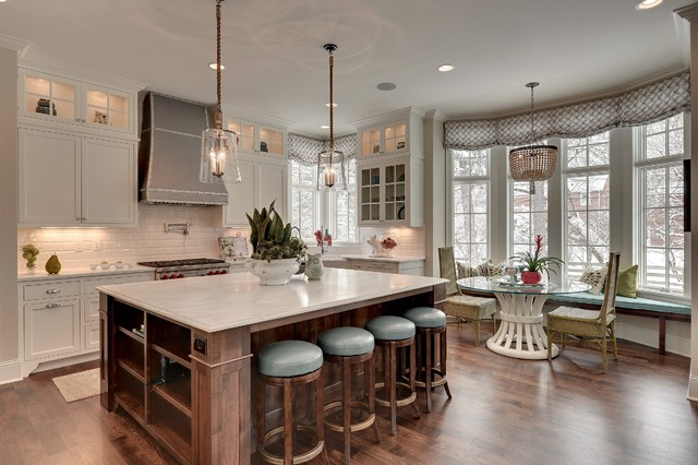 Timeless Design Nestled in 18 Traditional Kitchen Designs Today homesthetics (10)