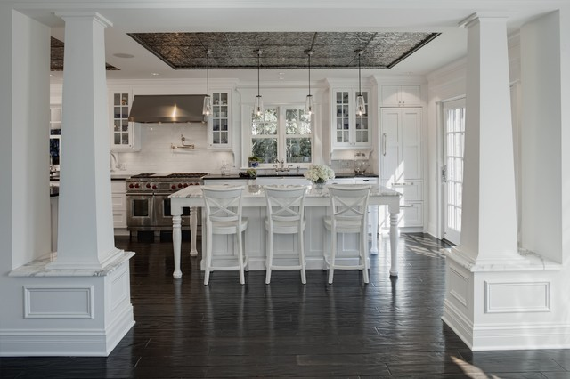 Timeless Design Nestled in 18 Traditional Kitchen Designs Today homesthetics (12)