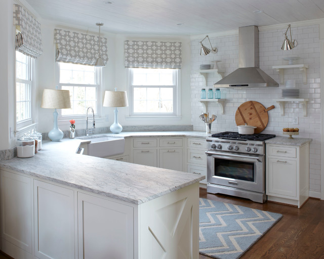 Timeless Design Nestled in 18 Traditional Kitchen Designs Today homesthetics (13)