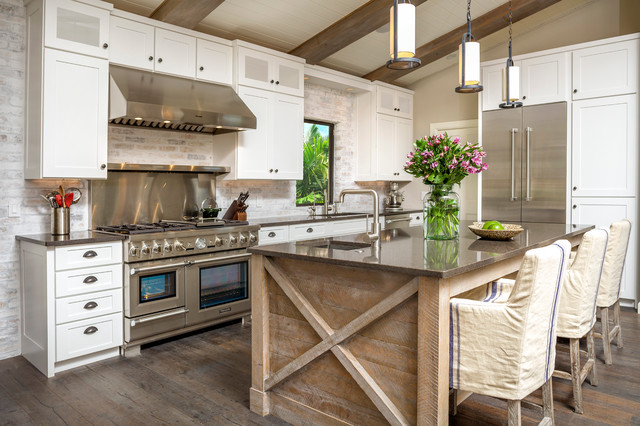 Timeless Design Nestled in 18 Traditional Kitchen Designs Today homesthetics (14)