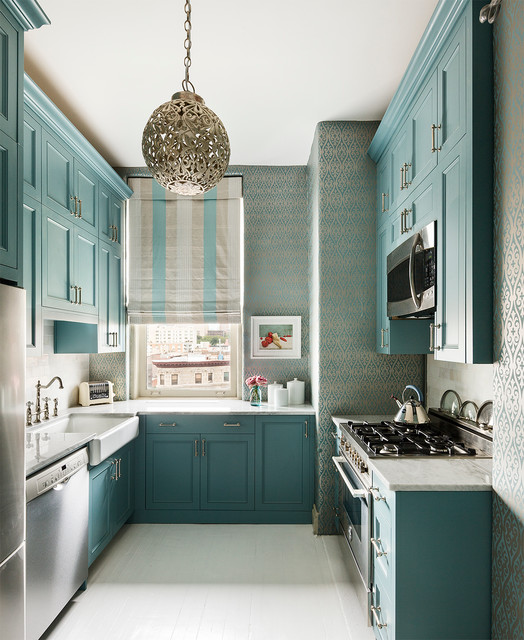 Timeless Design Nestled in 18 Traditional Kitchen Designs Today homesthetics (16)
