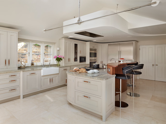 Timeless Design Nestled in 18 Traditional Kitchen Designs Today homesthetics (7)