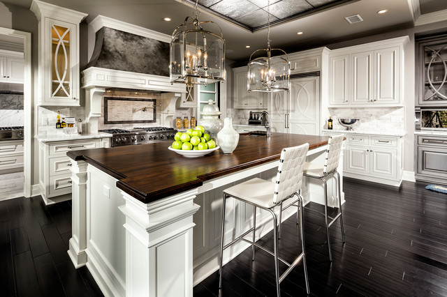 Timeless Design Nestled In 18 Traditional Kitchen Designs