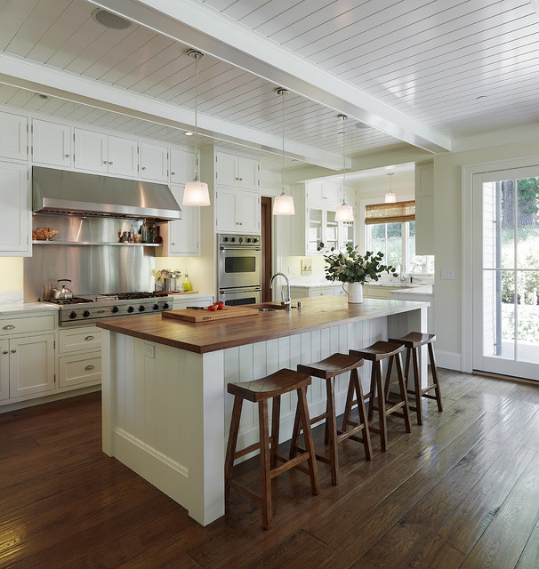 Timeless Design Nestled in 18 Traditional Kitchen Designs Today homesthetics (9)