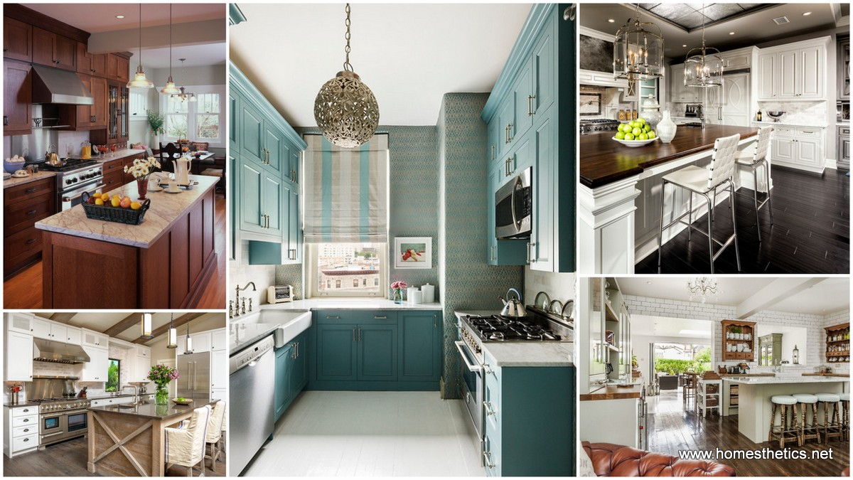 Timeless Design Nestled In 18 Traditional Kitchen Designs Today