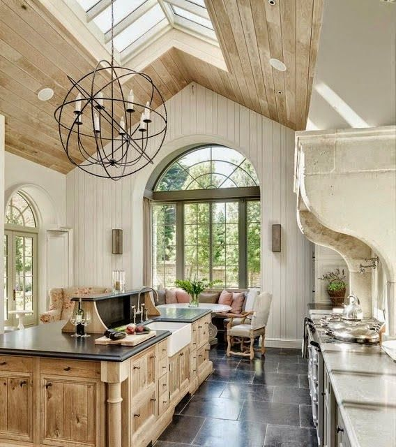 9 Vital Elements To Include In Your Farmhouse Kitchen: Top 30 Charming French Kitchen Decor Inspirational Ideas