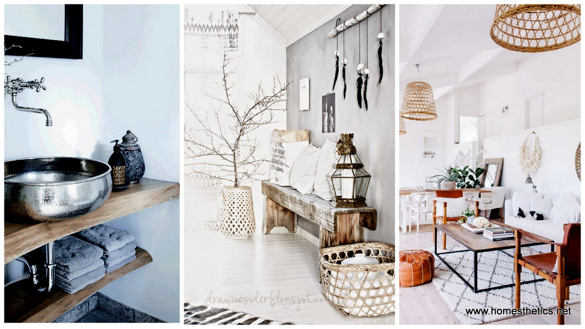 Bohemian Chic Interior.Get Inspired From These 17 Bohemian Chic Interior Designs