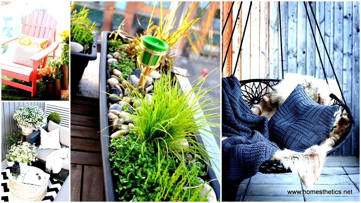 how to transform your balcony