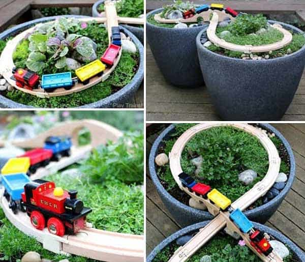 12 Creative Garden Crafts and Activities To Do This Summer homesthetics (10)