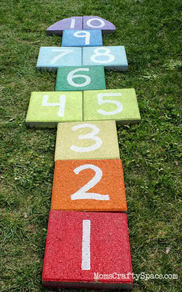 12 Creative Garden Crafts and Activities To Do This Summer homesthetics (11)
