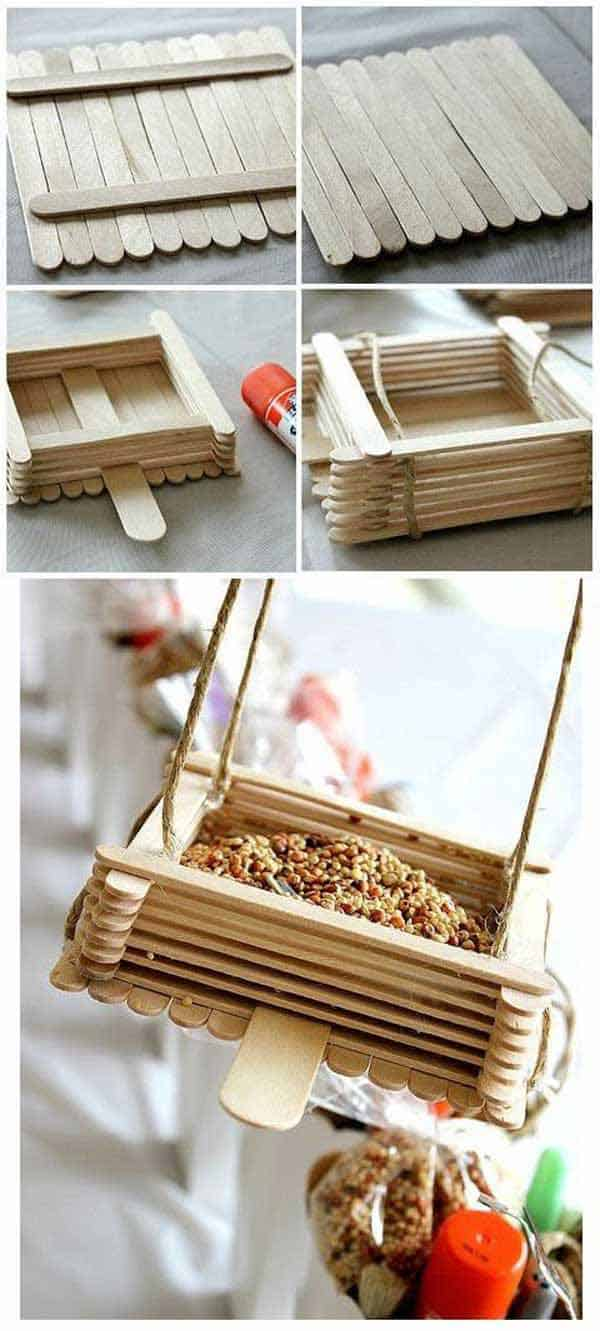 12 Creative Garden Crafts and Activities To Do This Summer homesthetics (12)