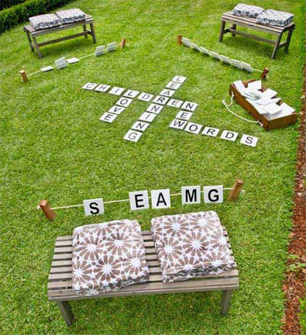 12 Creative Garden Crafts and Activities To Do This Summer homesthetics (13)