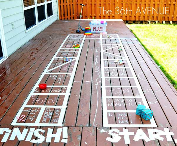 12 Creative Garden Crafts and Activities To Do This Summer homesthetics (5)