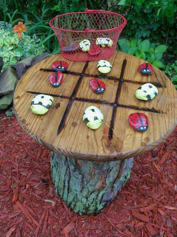 12 Creative Garden Crafts and Activities To Do This Summer homesthetics (7)