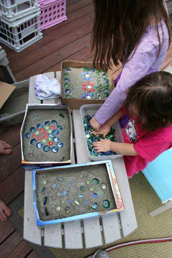 12 Creative Garden Crafts and Activities To Do This Summer homesthetics (9)
