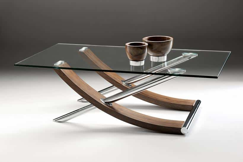 13 Incredible Glass Top Coffee Table