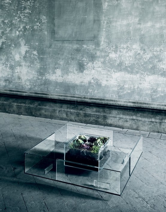 13 Incredible Glass Top Coffee Table Designs-homesthetics (2)