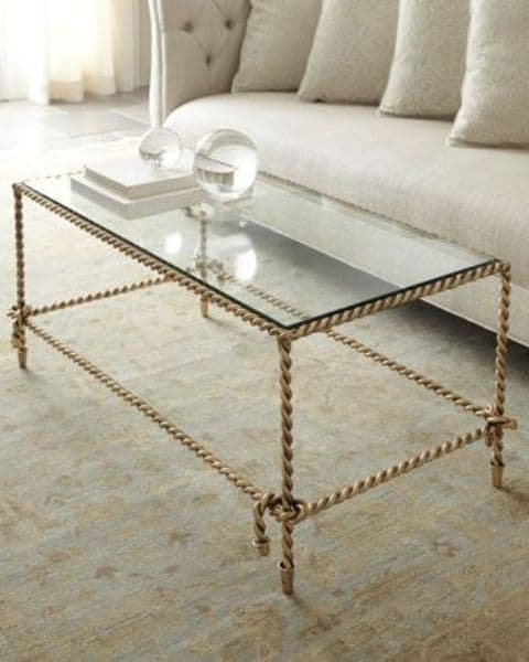 13 Incredible Glass Top Coffee Table Designs-homesthetics (8)
