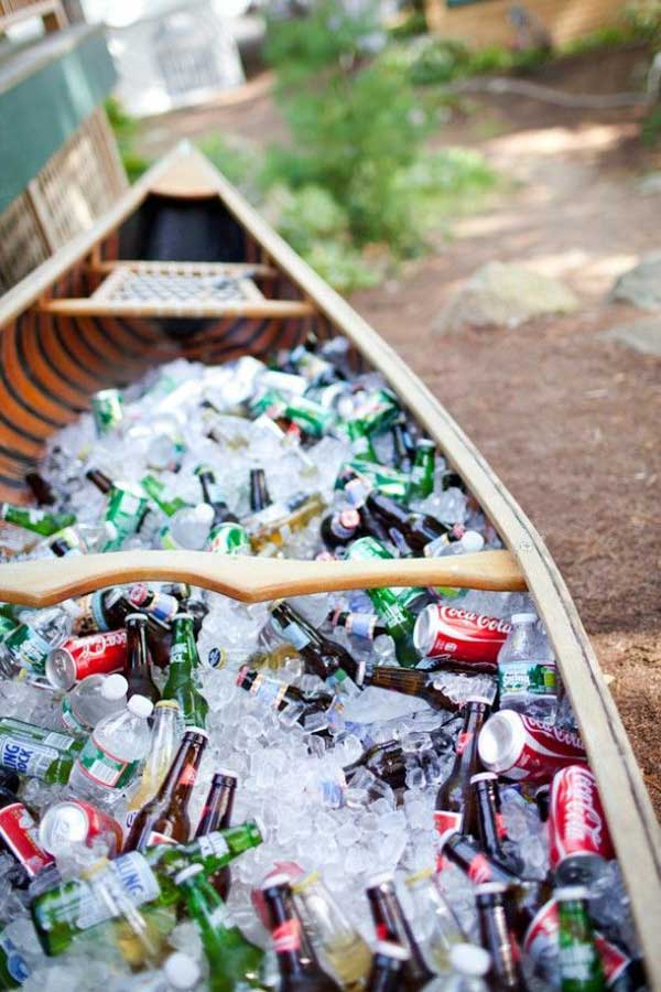15 Insanely Beautiful and Creative Ways to Reuse Old Boats in Design homesthetics decor (15)