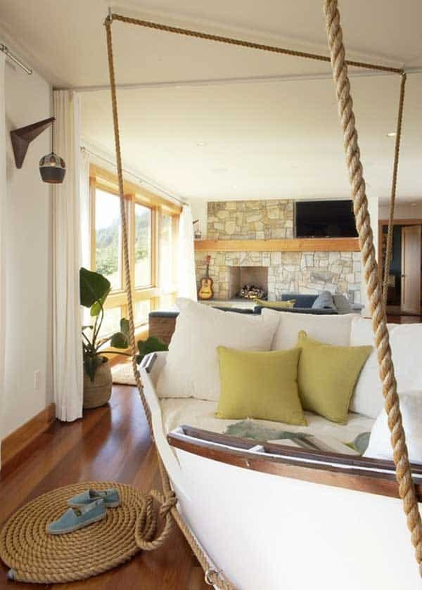 15 Insanely Beautiful and Creative Ways to Reuse Old Boats in Design homesthetics decor (17)