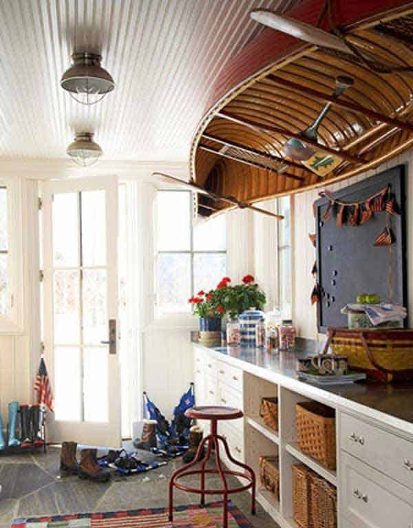 15 Insanely Beautiful and Creative Ways to Reuse Old Boats in Design homesthetics decor (2)