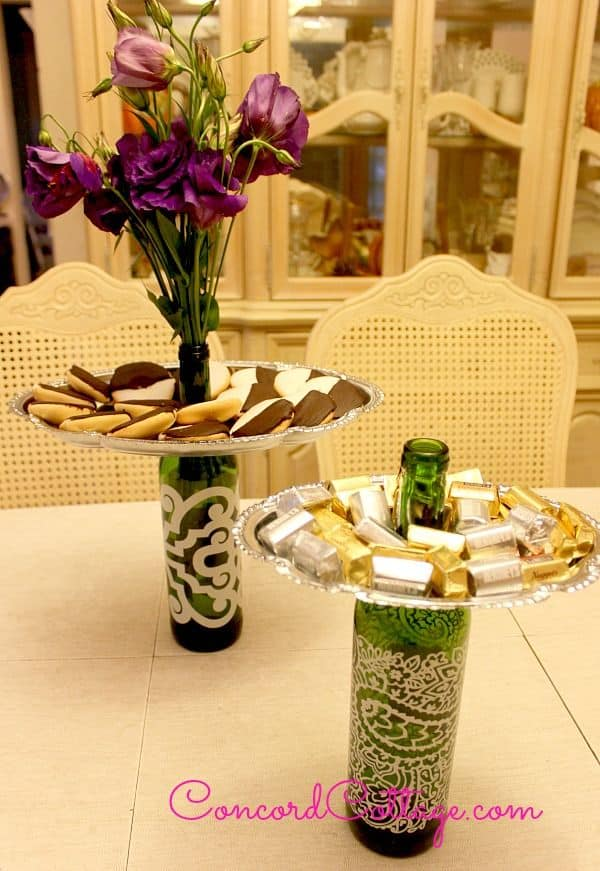 15 Wine Bottle Crafts Ideas For The Collector In You (1)