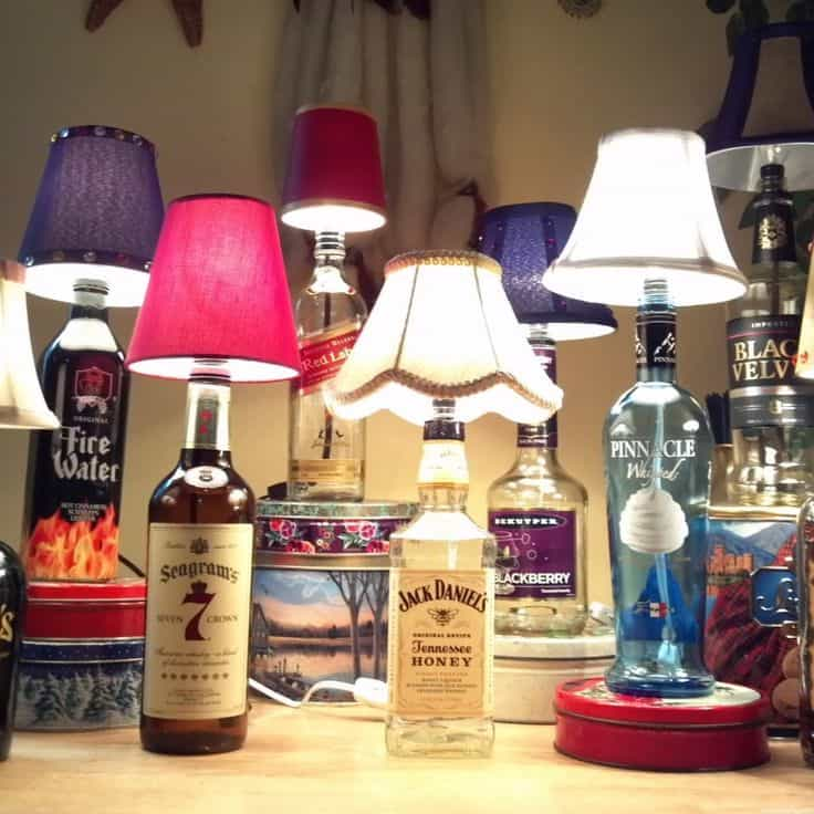 15 Wine Bottle Crafts Ideas For The Collector In You (14)