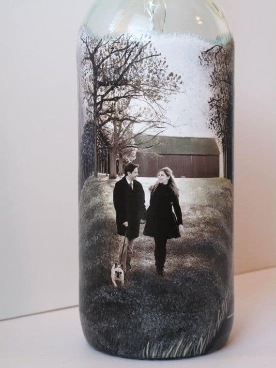 15 Wine Bottle Crafts Ideas For The Collector In You (3)