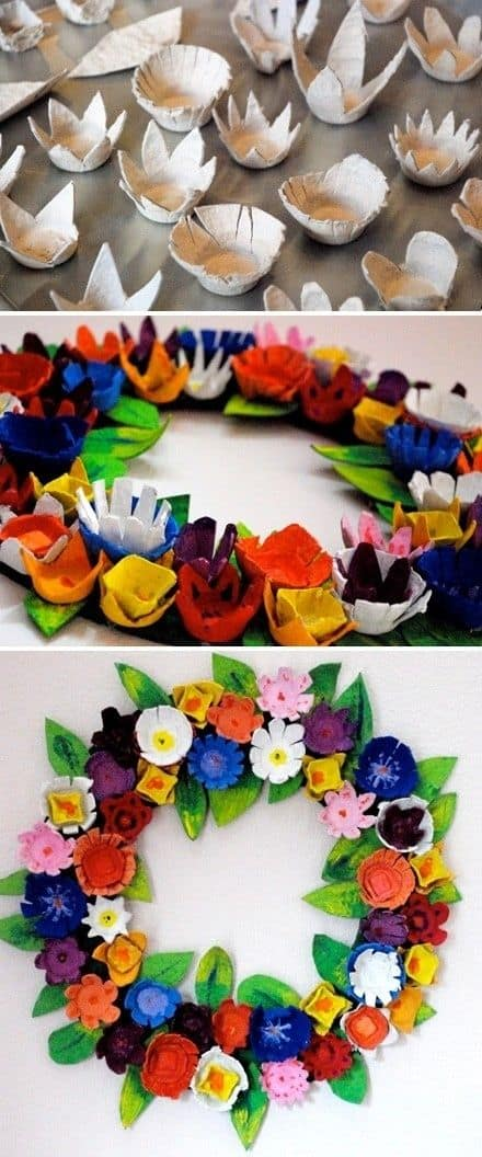 16 Creative Recycling Egg Cartons Ideas (15)