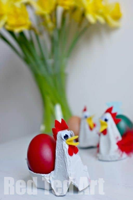 16 Creative Recycling Egg Cartons Ideas (3)