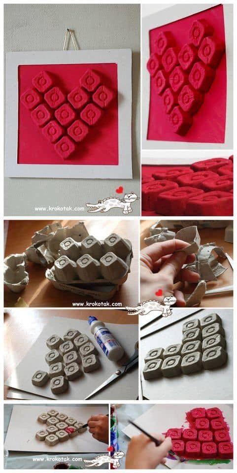 16 Creative Recycling Egg Cartons Ideas (8)
