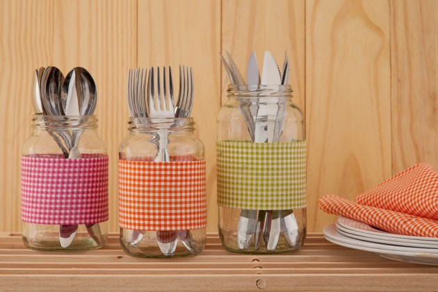 16 Simple Creative Cutlery DIY Projects Realized at Home to Inspire You homesthetics design (1)