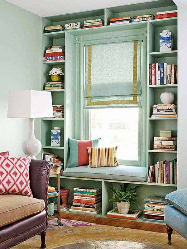 19 Beautiful and Cozy Reading Nooks For Your Home homesthetics decor (1)